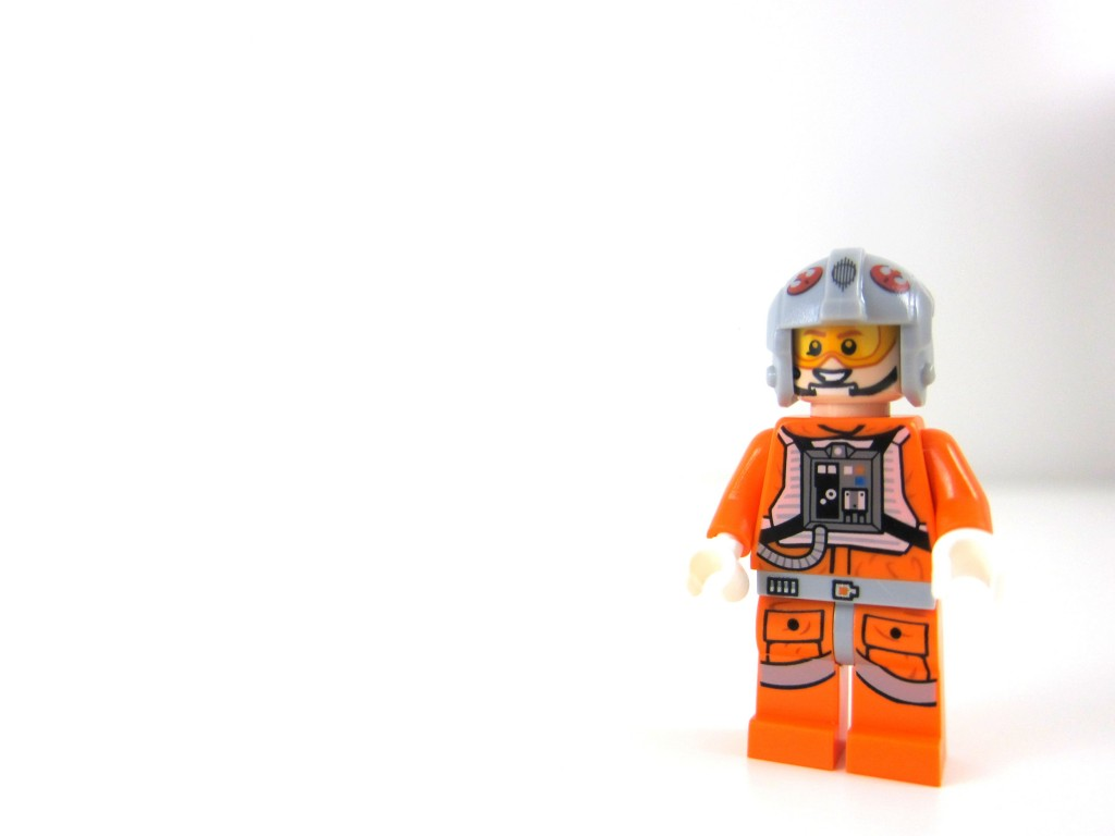 Star Wars Lego review figure revufetch