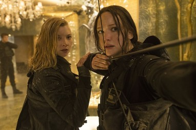 """The Hunger Games: Mockingjay Part 2"" Review"