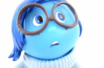 """Inside Out"" Sadness Toy Review"